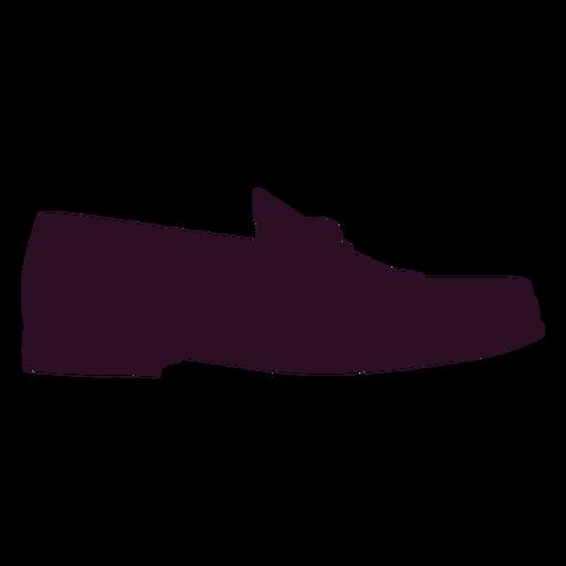 Man eleganter Schuh Transparent PNG