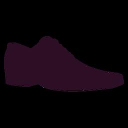 Ícone de sapato masculino