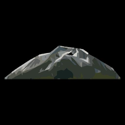 Pico da montagem Transparent PNG