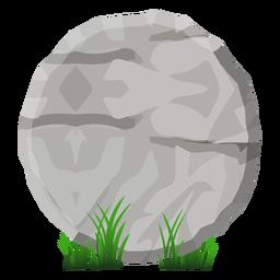 Slabstone round