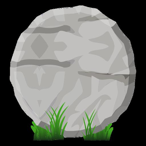Slabstone round Transparent PNG