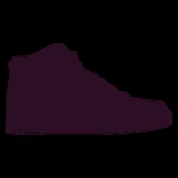 Sport shoe icon sneaker