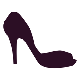 Zapato de mujer de tacón alto