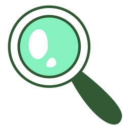 Magnifying Glass Symbol