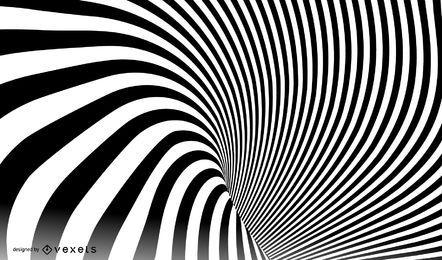 Fundo espiral abstrato