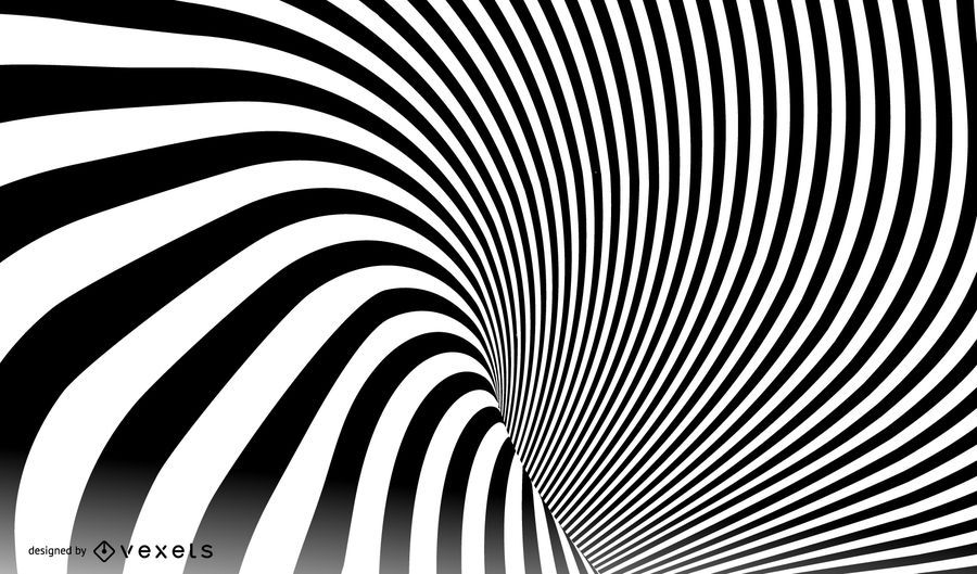 Fundo espiral abstrata