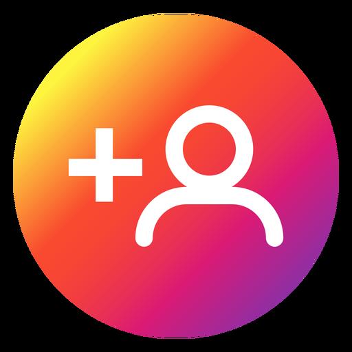 Instagram descobre o botão de pessoas Transparent PNG