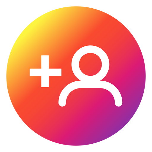 Instagram discover people button Transparent PNG