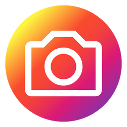 Instagram photo button