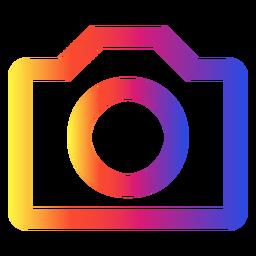 Icono de foto de Instagram
