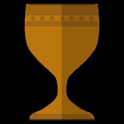 Kwanzaa chalice icon