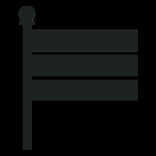 Kwanzaa Landesflagge graues Symbol Transparent PNG