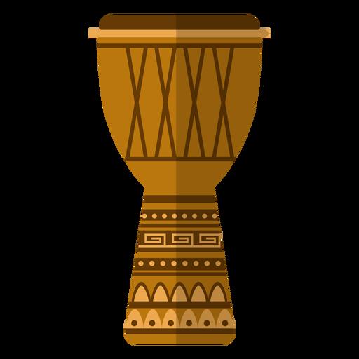 Kwanzaa Djembe-Symbol Transparent PNG