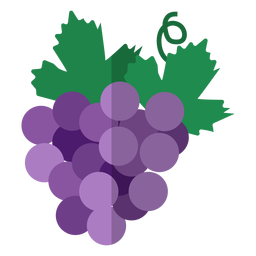 Kwanzaa grape bunch icon