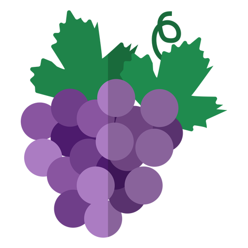 Kwanzaa grape bunch icon Transparent PNG