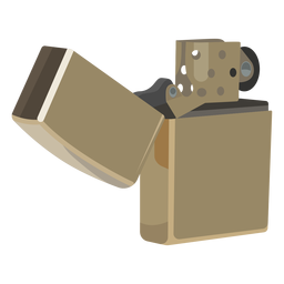 Lighter illustration