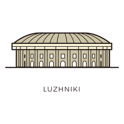 Luzhniki football stadium logo