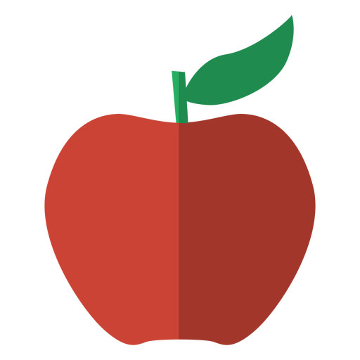 Red apple icon fruit Transparent PNG