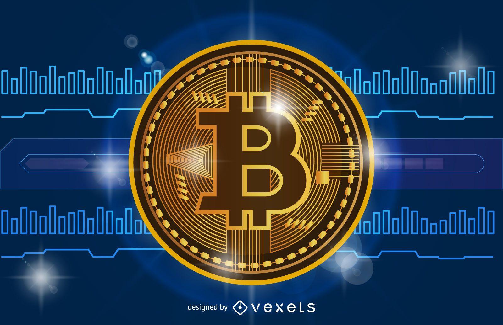 Encabezado del artículo sobre criptomonedas Bitcoin