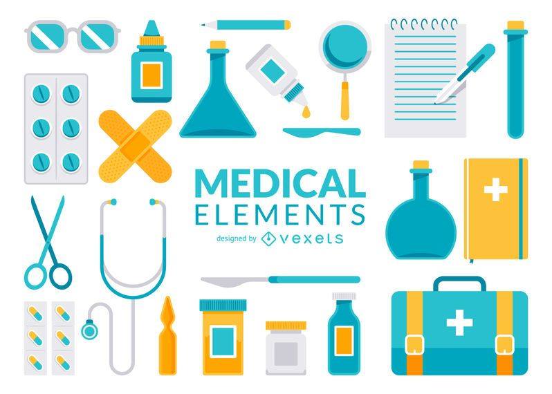 Medical elements collection
