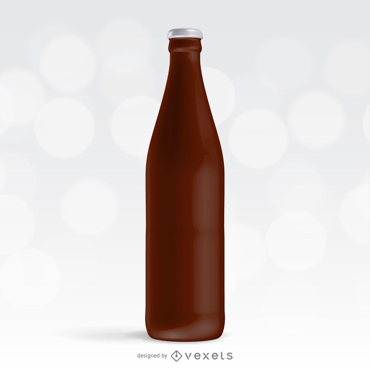 Soda bottle packaging