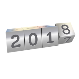 2018 changing year
