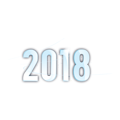 2018 light blue Transparent PNG