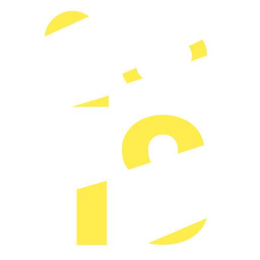 2018 yellow year Transparent PNG