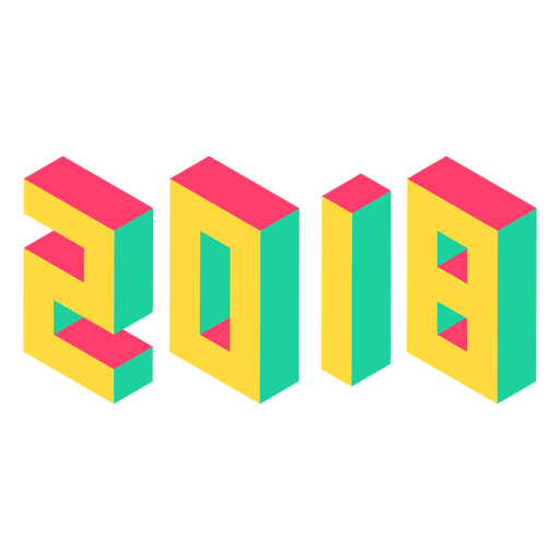 2018 isometric Transparent PNG