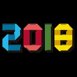2018 origami