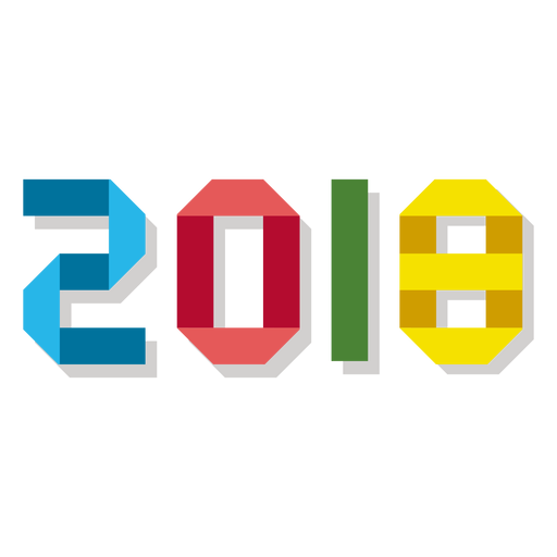 2018 origami Transparent PNG