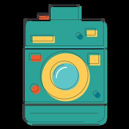 Icono de camara de caja