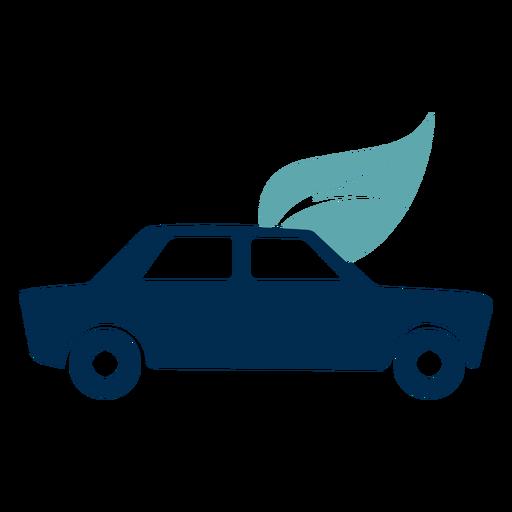 Car eco service logo Transparent PNG