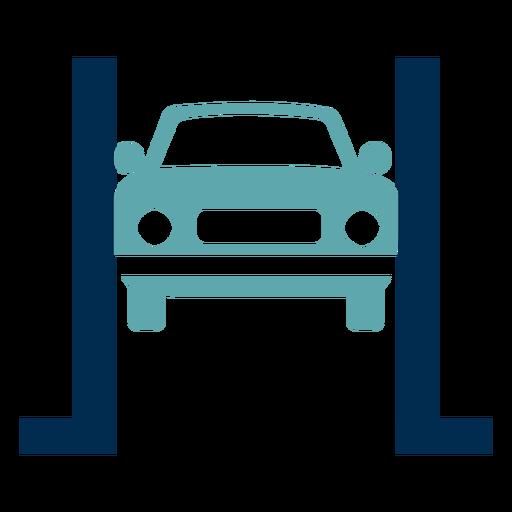 Car repair service logo Transparent PNG