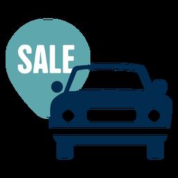 Logotipo do serviço de venda de carros
