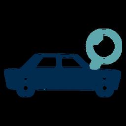 Logotipo do serviço de pesquisa de carro