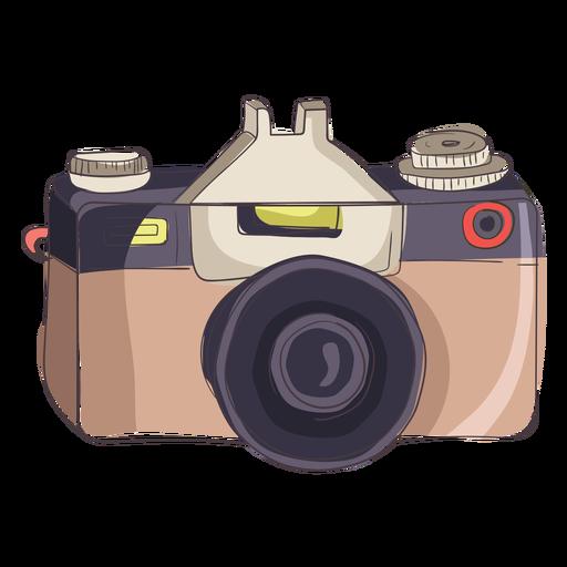 Digital camera cartoon Transparent PNG