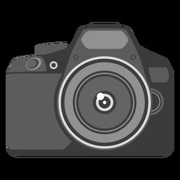 Gráfico da câmera digital