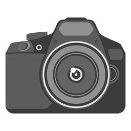 Gráfico de câmera digital