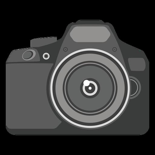 Gráfico de cámara digital Transparent PNG