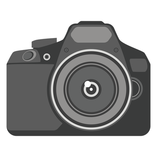 Gráfico de cámara digital