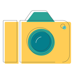 Icono de camara digital