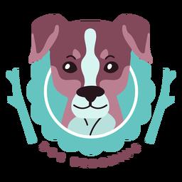 Logotipo de la preparación del perro