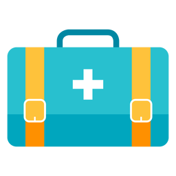 Icono de caso de primeros auxilios