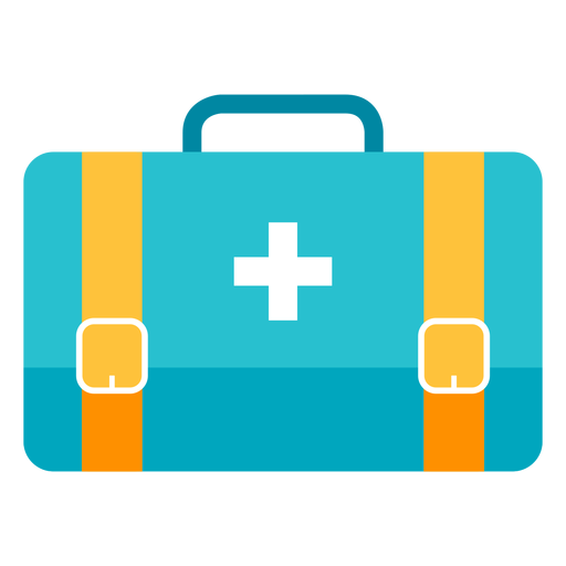 First aid case icon Transparent PNG