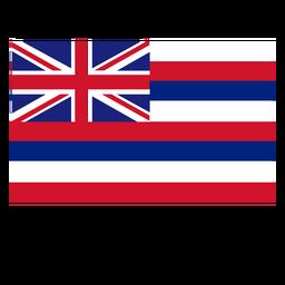 Bandera del estado de hawai