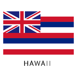 Hawaii Staatsflagge