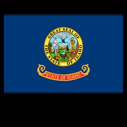 Idaho state flag