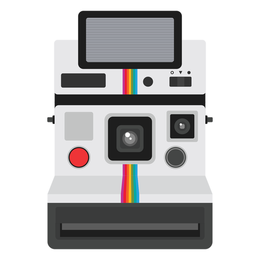 Instant picture analog camera graphic Transparent PNG
