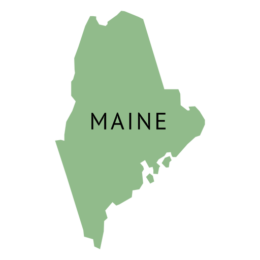 Maine state plain map - Transparent PNG & SVG vector on colorado state map, maryland state map, maine forest, kentucky state map, idaho state map, maine political map, maine us map, alaska state map, new hampshire state map, maine flower, united state map, vermont state map, maine product map, nevada state map, washington state map, california state map, maine counties map, maine flag, rhode island state map, missouri state map,